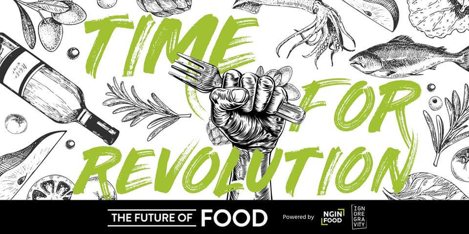 The Future of Food Conference | GreenMe Events