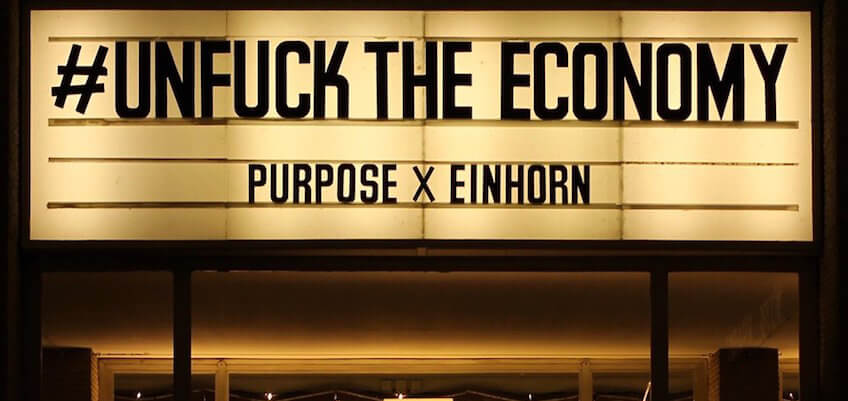 Unfuck the economy vol 3 - Berlin | GreenMe Events