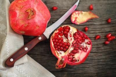 Pomegranate Found To Prevent Coronary Artery Disease Progression
