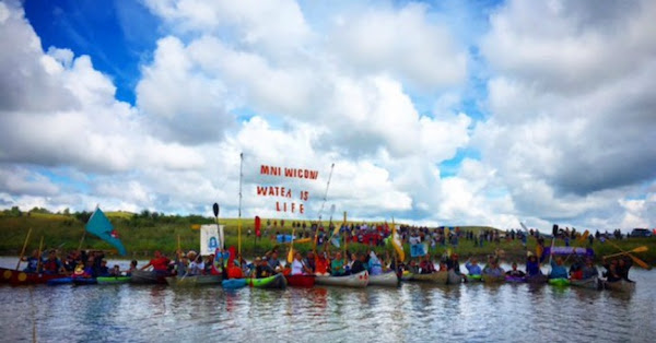 A Special Report on Standing Rock: The Environmental and Social Justice Consequences of Fracking and the Dakota Access Pipeline