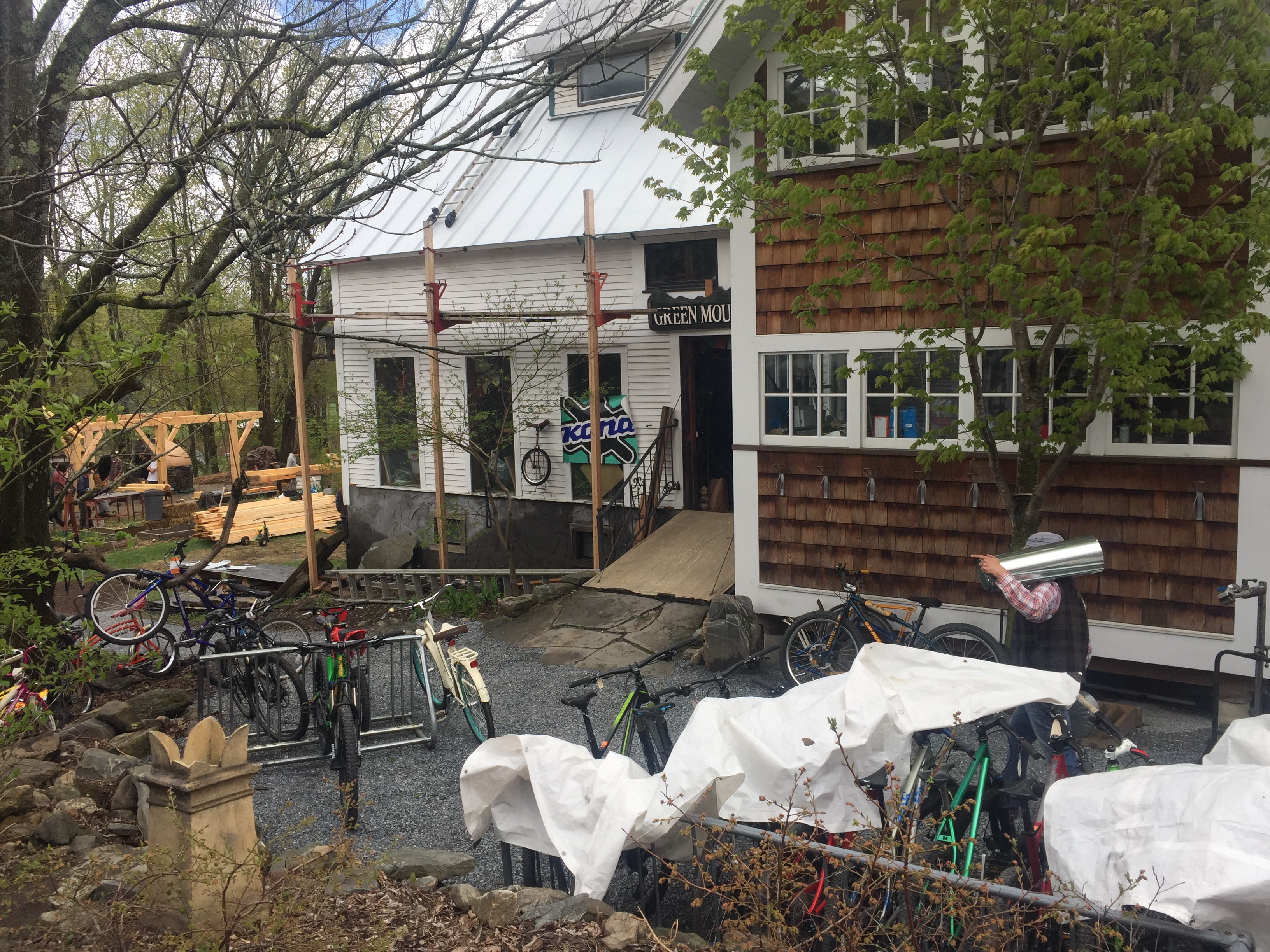 VERMONT PIZZA Green Mountain Bike Shop, Sell. Ride. Break. Fix.