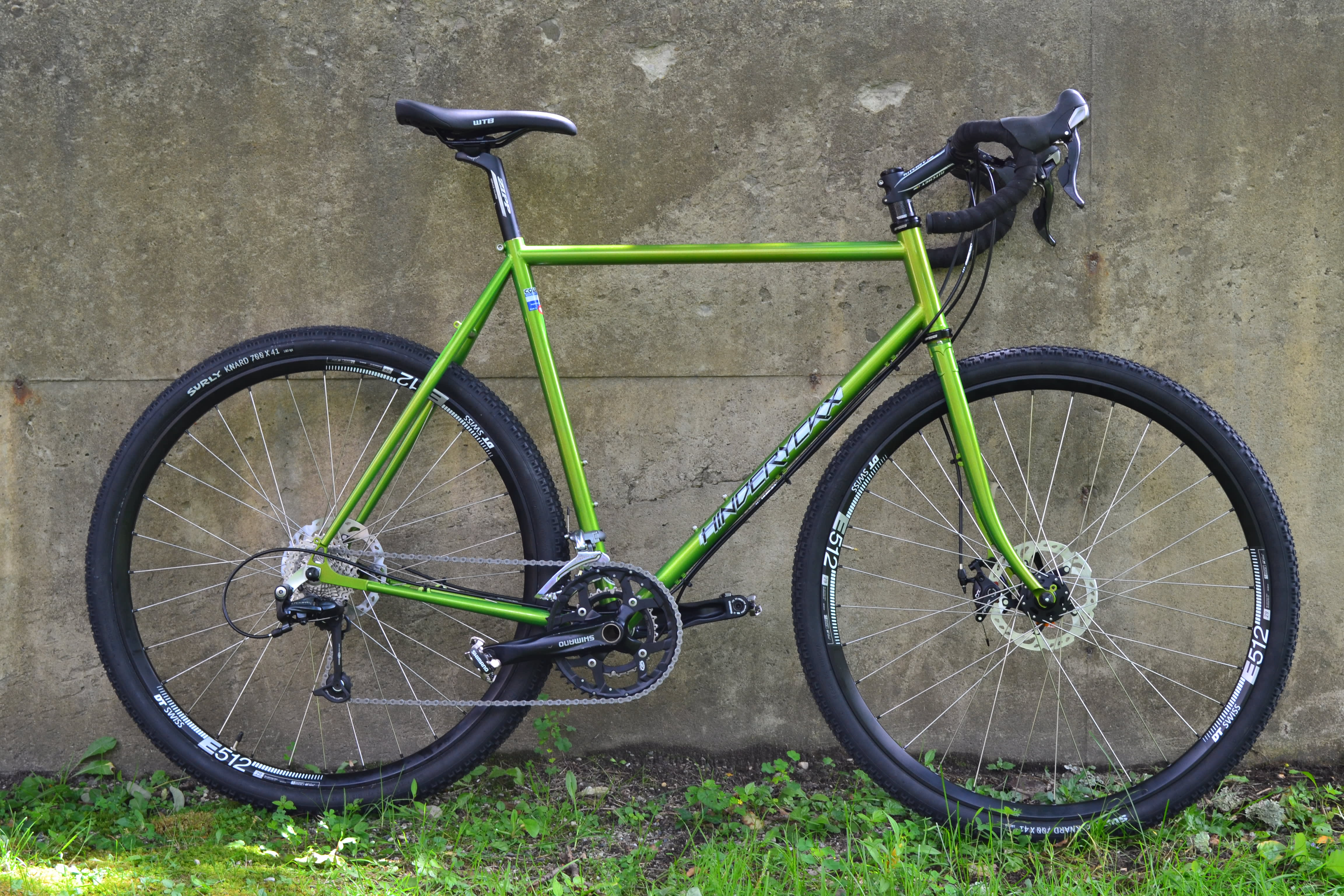 Hinderyckx Bikes | Green Mountain Bikes