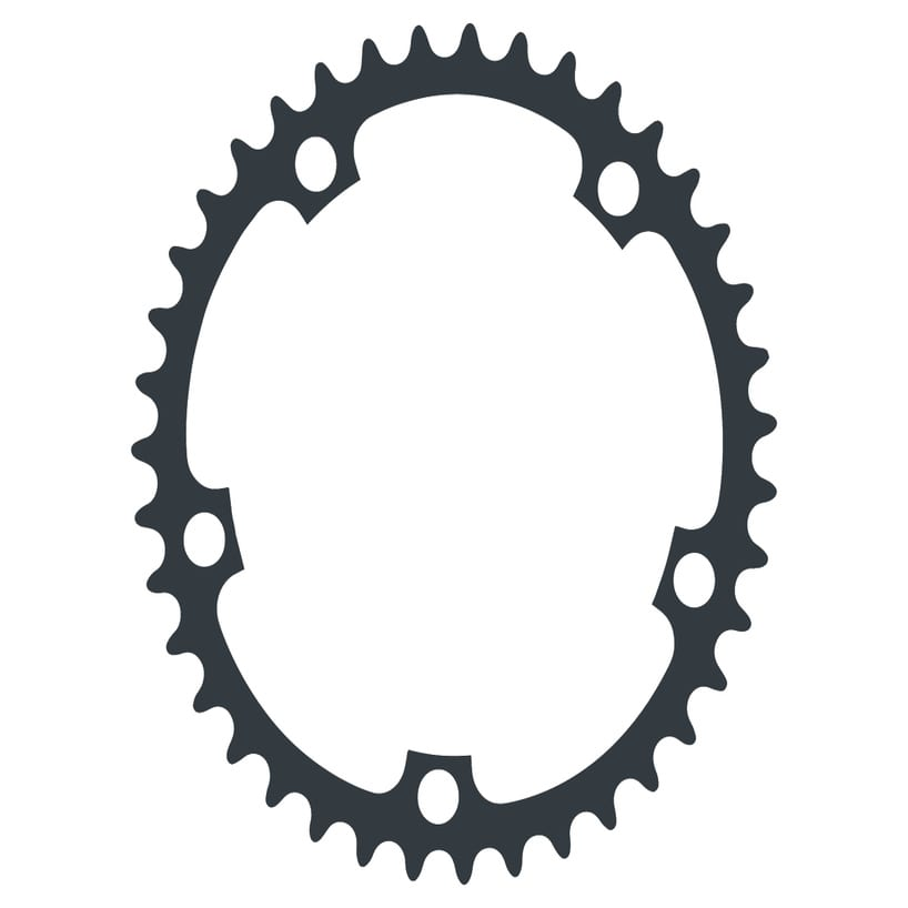 Shimano Deore M532 32t 104mm 9-Speed Chainring