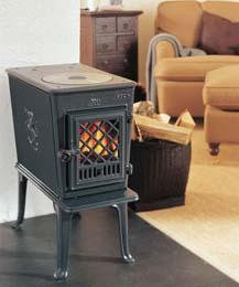 Jotul F602 CB wood stove