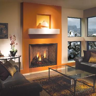 Fireplace Xtrordinair FPX 36 CF Rectangular II