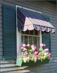 Fabric Window Awnings