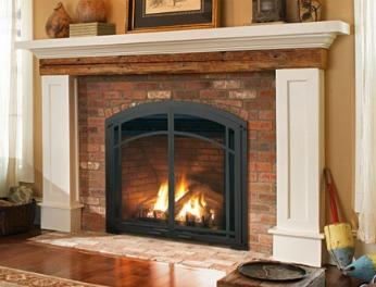 Jotul GZ 450 gas fireplace