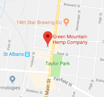Green Mountain Hemp Company map