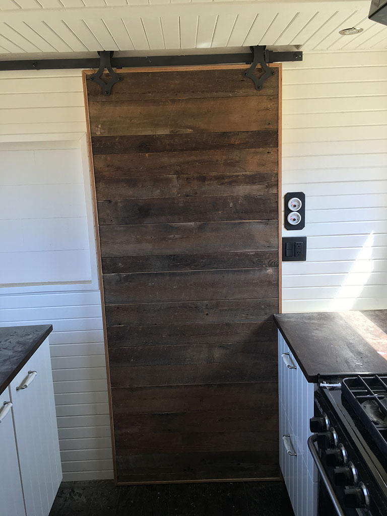 Tiny House Gets A Little More Glam