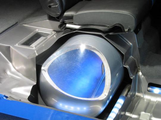hydrogen-tank