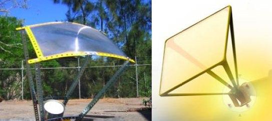 Sunengy's Liquid Solar Array