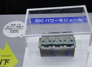 Rohm 600V 3-Phase SiC Power Module