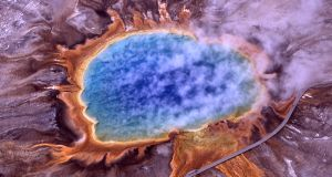 Archaeans Were First Discovered at Grand Prismatic Spring