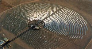 Concentrating Solar Power [CSP] Plant