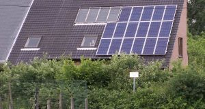 Small Residential Solar Installation