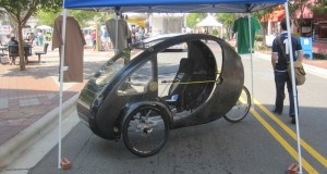 ELF Micro Hybrid Velomobile