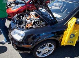 EV maintenance costs