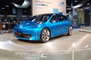 2013 Toyota Prius c - Green Book's Greenest Vehicle - Definitely NOT a Ford F-350 XL
