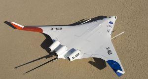Flying Wing Prototype - NASA X-48B
