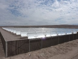Chile solar thermal
