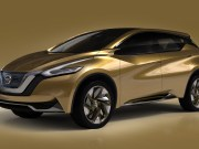 Nissan Resonance Concept - Basis for Nissan's Future Hybrid Lineup