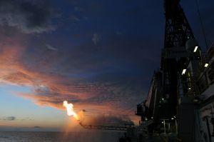 """DeepWater Horizon Flaring """"Waste"""" Natural Gas"""
