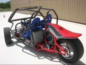 Gary Krisztopik EZ-EV Working Prototype