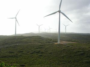 Wind Farm in Albany, Western Australia