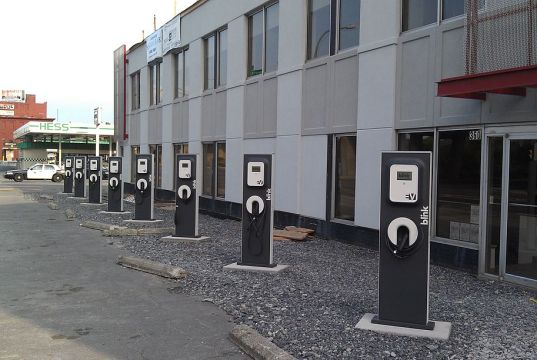 Public Charging Stations