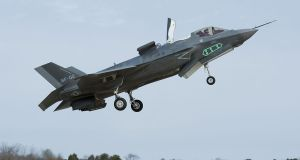 Lockheed F-35B Experimental Aircraft