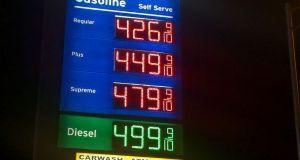 Fuel Prices Miami International Airport April, 2011