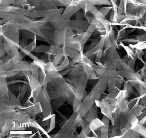 Hybrid Grephene / Vanadium Oxide Ribbons Could Deliver More Power and Lifespan of Rechargeable Batteries