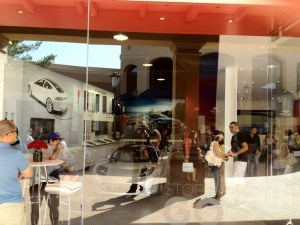 Tesla Motors Stores, Like This One in Newport Beach, are Facing Serious Opposition in States like Massachusetts and Minnesota