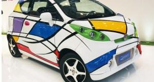 Belumbury Dany Concept at the Geneva Motor Show