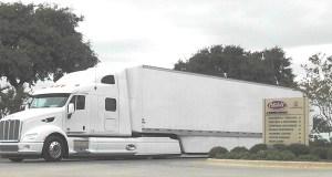Peterbilt's SuperTruck is 54% More Fuel-Efficient