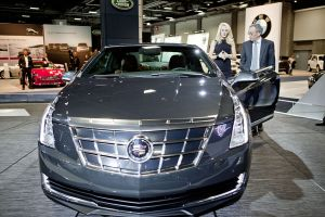 Cadillac ELR Extended Range Electric Vehicle, One of a Kind?