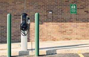 Electric Vehicle Charging Stations - We'll be Seeing More of These Every Day!