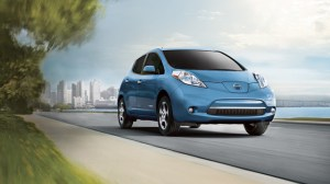 Nissan Leaf Electric Vehicle has Minimal Refueling and Maintenance Costs