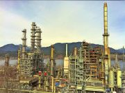 Expensive Energy and Chemical Processes in the Oil Refinery Add to Fuel Prices