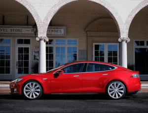 Tesla Model S, Tesla Motors' Flagship