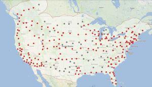 Tesla's ultimate supercharging network plan