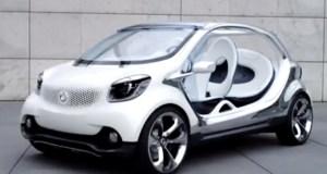 Smart FourJoy Electric Drive Concept