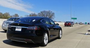 "Can the Tesla Model S Go Cross-Country? Elon Musk says, ""You Bet!"""