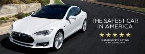 """Tesla Model S - """"Safest Car in America"""""""
