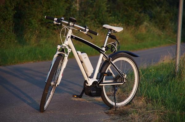 BMW Cruise Electric Bicycle