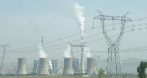 China's air pollution generators, such as this coal-fired power plant, in Shuozhou, are killing hundreds of people.