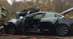 Tesla Model S Fire, NOT Special