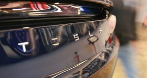 Tesla Motors' Tesla Model S Trunk, Soon to be Seen Rolling Out of Ohio