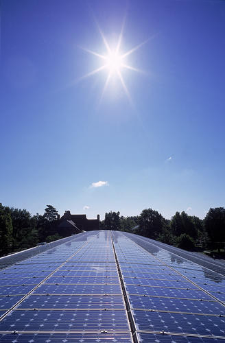 Solar Power is Better with DemandLogic (Read: Tesla Motors)