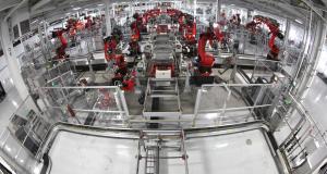 Tesla Model E Mass-Market Electric Vehicle Could Show Soon